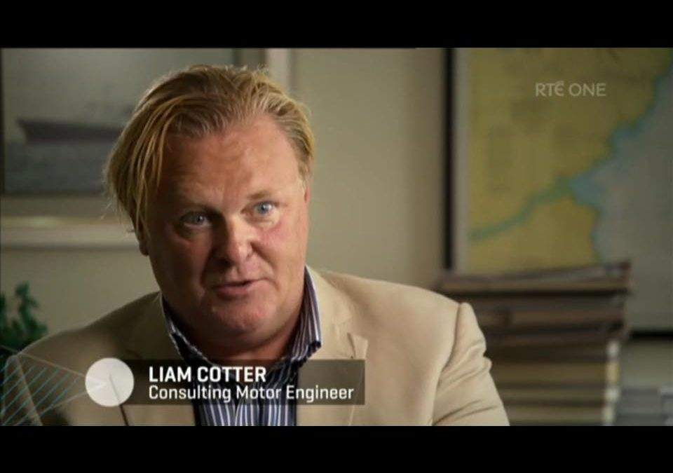 My appearance on RTE Primetime investigates the NCT
