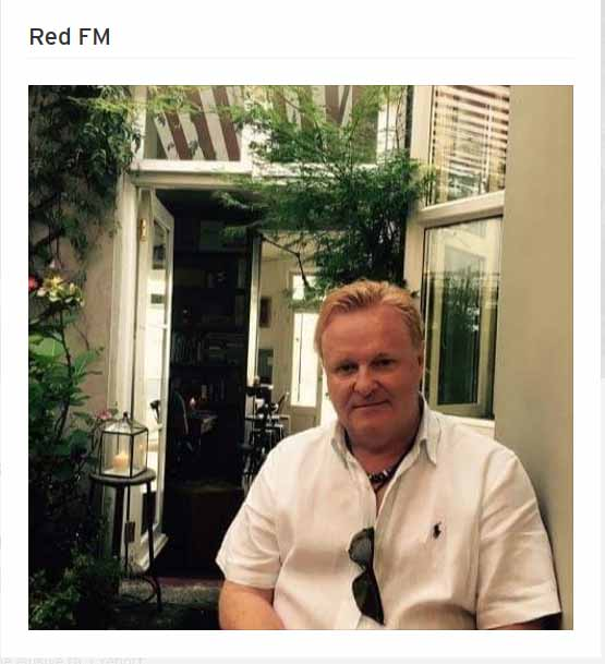 My interview with Neil Prenderville of Red FM
