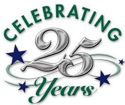 25 Years in Business Today